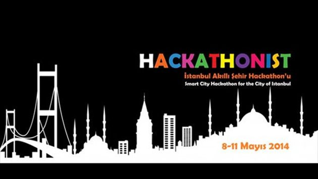 Akıllı İstanbul için yazılım maratonu' HACKATHONİST 2014 başlıyor