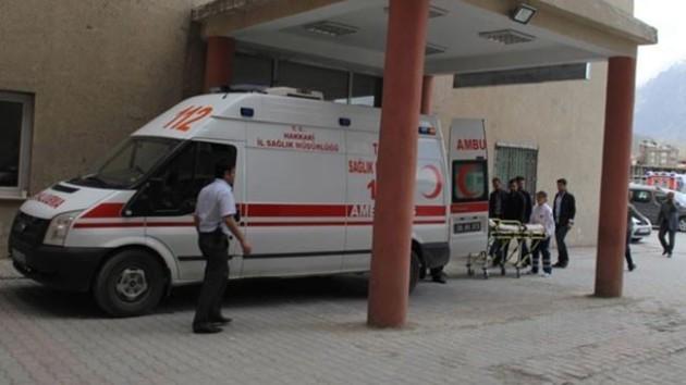 hakkari-asker-saldırı-ambulans