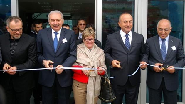 Başakşehir İnovasyon ve Teknoloji Merkezi Açıldı