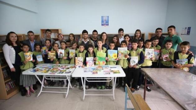 bozok üniversitesi-kitap kampanya