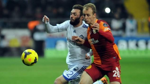 Galatasaray- Kayseri Erciyesspor