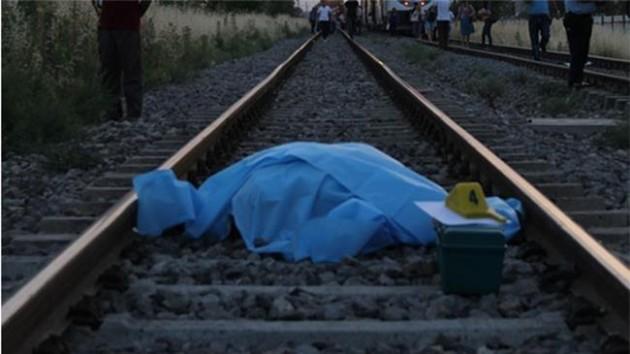izmir-tren- ray- ölüm-intihar