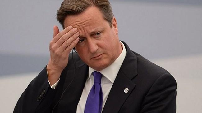 David Cameron görevini resmen bıraktı