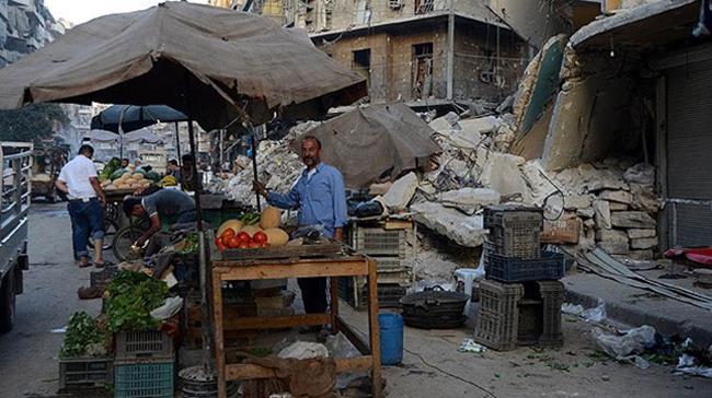 bombaların gölgesinde Ramazan