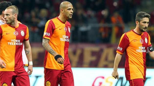 İşte Galatasaray'ın yeni kaptanı!