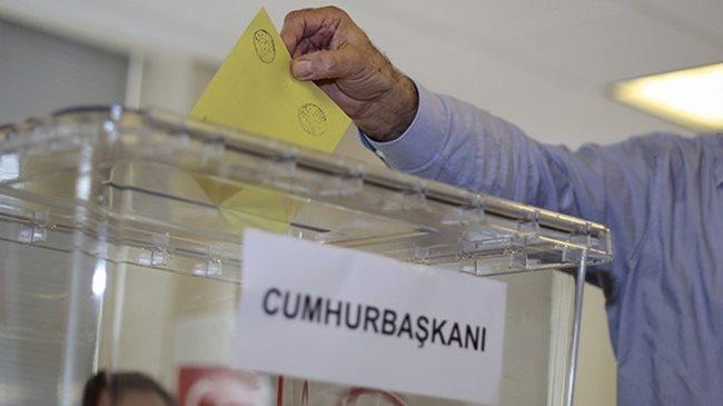YSK'dan AK Parti'ye ret