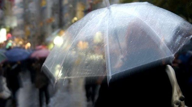 yağmur-yağış