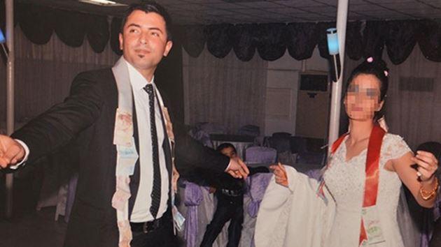 Adana'da film gibi evlilik hikayesi