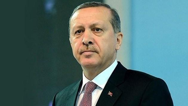 '12. Cumhurbaşkanı Erdoğan'