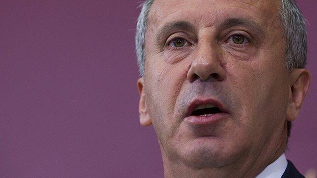 İnce'den 'istifa' açıklaması