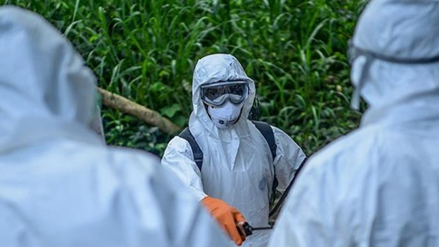 Obama'dan Ebola için 3 bin asker