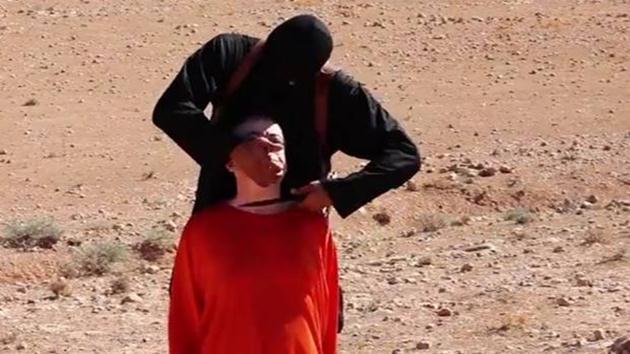 'Rehinelerden biri Müslüman olmuş yine de IŞİD başını kesmiş'