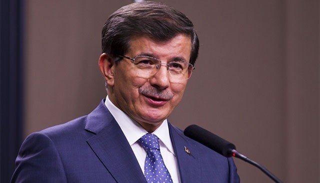 Davutoğlu: Süleyman Şah'taki askerlerimiz gayet iyi