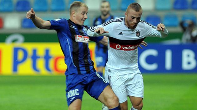 Beşiktaş-Kayseri Erciyesspor-gökhan töre
