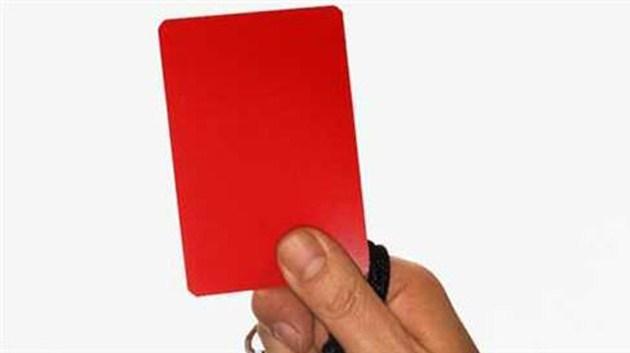 kırmızı kart-kırmızıkart
