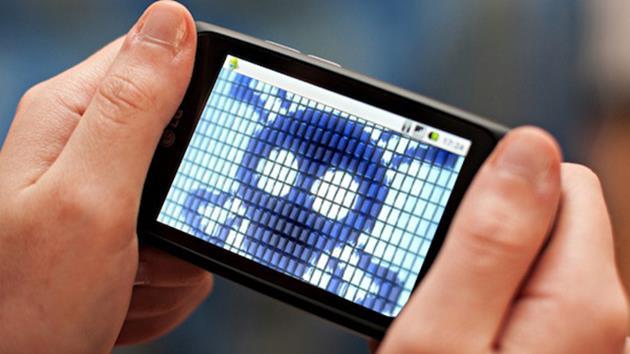 'Android işletim sistemi ile çalışan akıllı telefonlar saldırı altında'