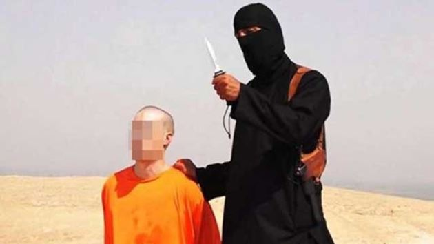 IŞİD-James Foley-infaz