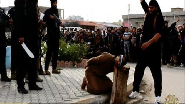 IŞİD-sihirbazlık-infaz