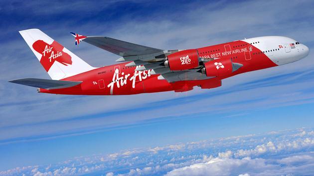 AirAsia-malezya-uçak