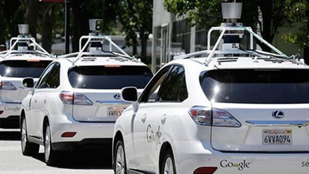 Google sürücüsüz arac-otomobil