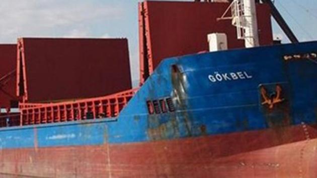 Türk gemisi-italya-gökbel-kaza