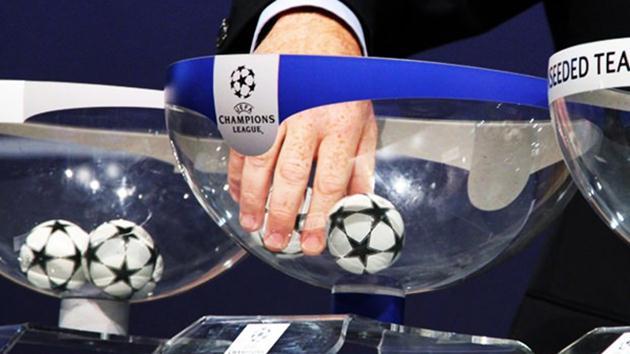UEFA Şampiyonlar Ligi-kura