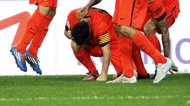 Messi-saldırı