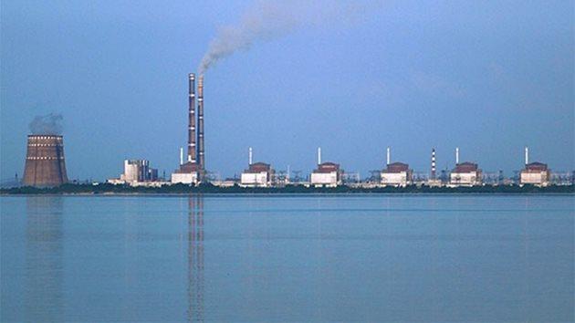 Ukrayna nükleer santral