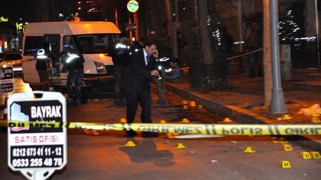 İstanbul Nişantaşı-silahlı saldırı