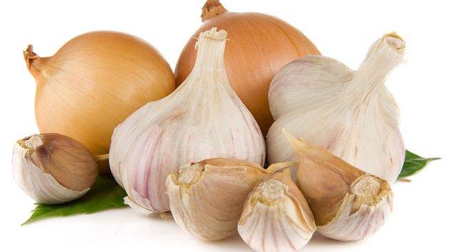 'Kalbiniz için soğan, sarımsak yiyin'
