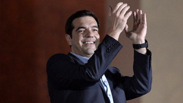 SYRIZA partisi koalisyon için sağ partiye gidiyor