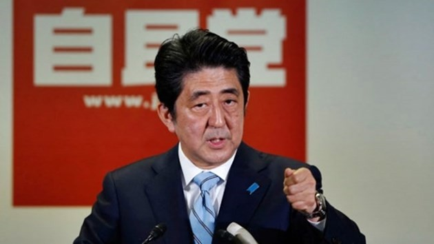 Şinzo Abe