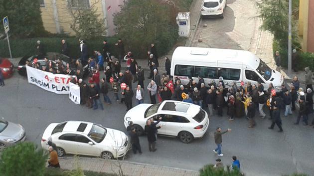 Başakşehir 4. Etap sakinleri site yönetimine isyan etti!