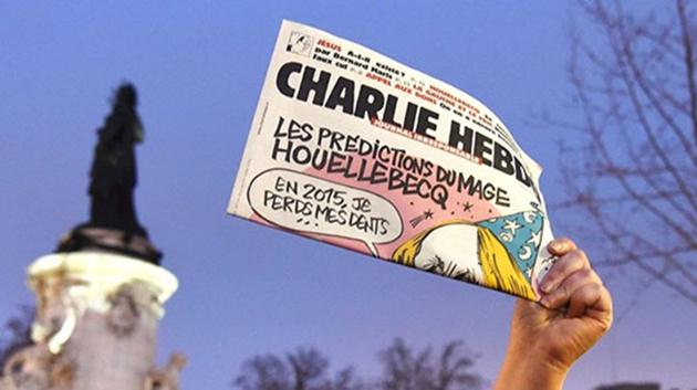 Charlie Hebdo-dergi