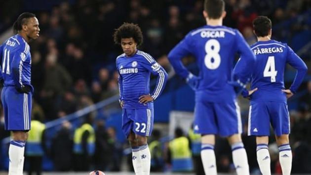 Chelsea-yenilgi