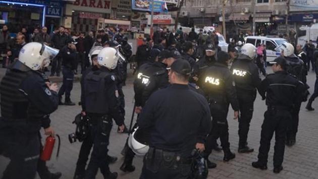 Diyarbakır-Mustazaflar Cemiyeti-zabıta-kavga