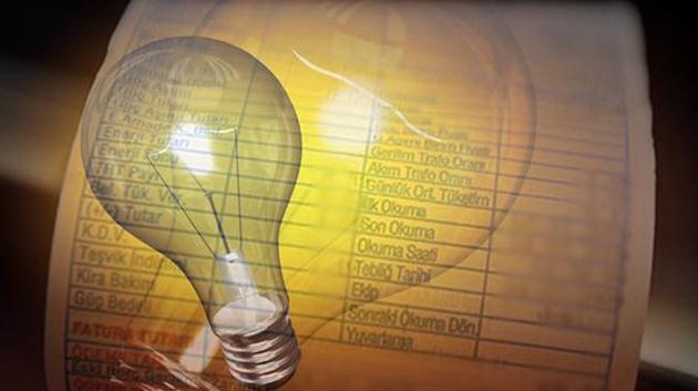 elektrik faturaları