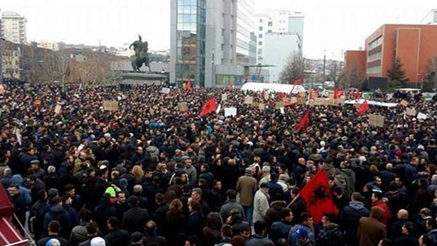 kosova-protesto