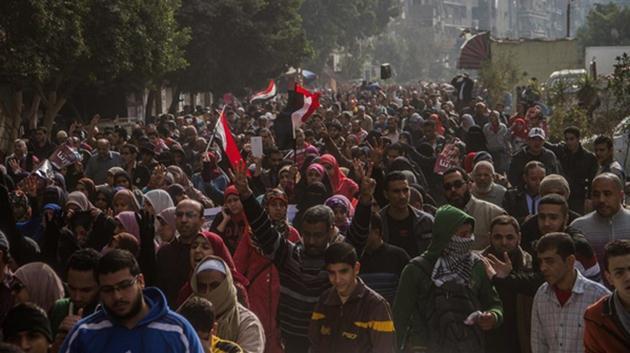 Mısır-protesto