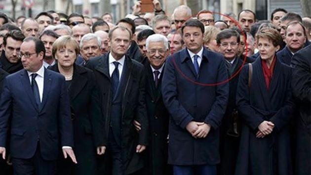 Ahmet Davutoğlu-paris