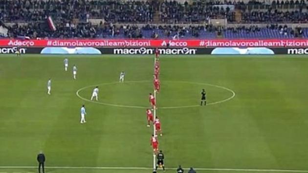 İtalya Ligi-Lazio-Sampdoria-taktik