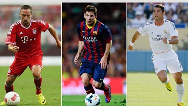 Yabancı futbolcu
