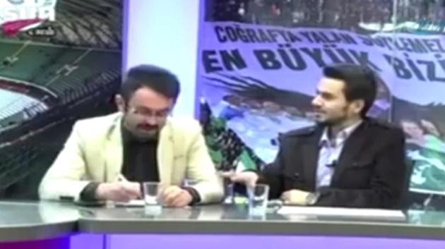 "Canlı yayında şok sözler! ""Trabzonspor adam mıdır"""