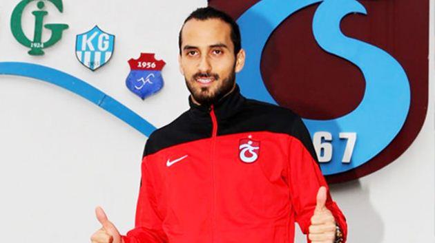 Trabzonspor'un yeni yıldızı Erkan Zengin: Fenerbahçe'ye golüm var
