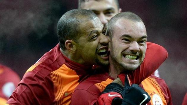 Wesley Sneijder'in hoca yorumu: İyi ki o gitti!