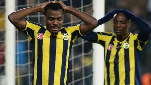 Trabzonspor maçında Fenerbahçe taraftarını çıldırtan pozisyon!
