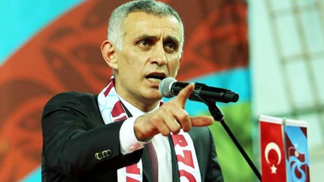 """Trabzonspor Başkanı'nından olay sözler! """"Fenerbahçeliler ağlıyor çünkü…"""""""