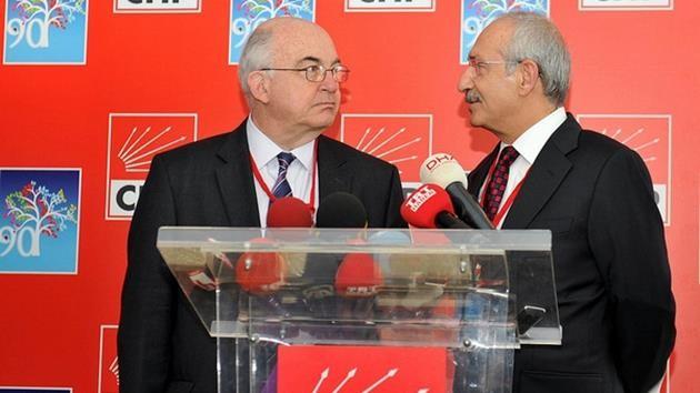 Chp Kemal Derviş Chp Genel Başkanı Kemal
