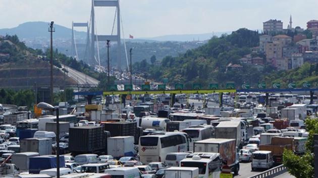 İstanbul'da pazar günü bu yollara dikkat!