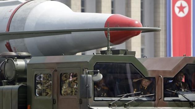 ABD: Kuzey Kore bizi nükleer füzeyle vurabilir!